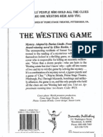 The Westing Game Character Description