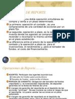 5 - Operaciones de Reporte