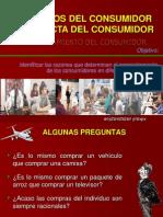 Comportamiento Consumidor