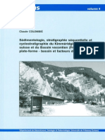 Sédimentologie, stratigraphie séquentielle et cyclostratigraphie du Kimméridgien du Jura suisse et du Bassin vocontien