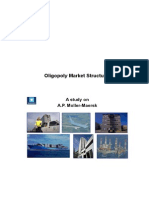 Oligopoly Market Structure
