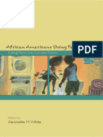 Aaronette M. White - African Americans Doing Feminism