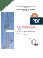 Trabajo Investigacion Conductores Electricos