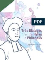 Berkeley Dialogos Hylas Philonous