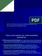 Patologias de Origen Genetico en Animales Domesticos3