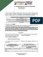 FOCA NO RESUMO_SUSPENSAO DA EXIGIBILIDADE DO CREDITO TRIBUTARIO.pdf