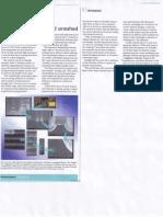 Prof. Manijeh Razeghi QCL-Photonics Spectra Magazine, February 2010, p. 19-20