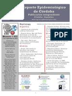 REPORTE Epidemiologico Mundial