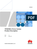 A Power System Product Description(V100R001_01)