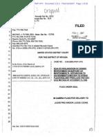 DM Search # 115   Montgomery Feb 28, 2007 Declaration