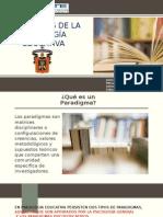 Paradigmas de La Psicología Educativa PPT