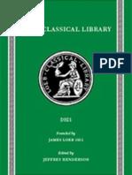 Loeb Classical Library | Harvard University Press