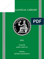 Loeb Classical Library | Harvard University Press