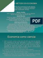 Objeto y Metodo en Economia-3