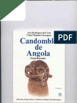 CANDOMBLE ANGOLA BAIXAR CANTIGAS DE