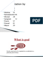 What is Goal