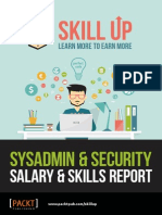 The Sys-Admin Salary & Skills Report