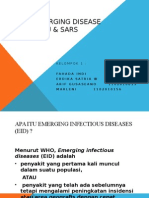 Emerging and Re-emerging Disease Kelompok 1