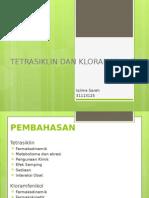Tetrasiklin Dan Kloramfenikol