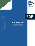 CYPEVAC 3D Manual Do Utilizador