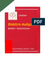 Studium Et Elektrotechnik Lindner Elektro-Aufgaben Band1-Gleichstrom