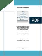 Proyecto Grupal Diagnostico Empresarial Segunda Entrega