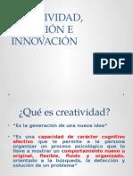 Creatividad,Creación e Innovacion