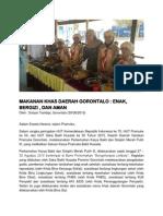 Perkemahan Karya Bakti Dan Disiplin Merah Putih III Agustus 2015