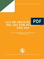 Articles-121592 Ley de Presupuestos 2015
