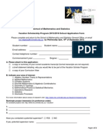 Application Form 2015 2016
