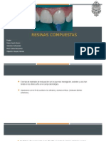 Resinas Compuestas, Variables en Su Presentación