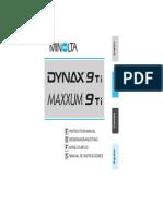 Dynax-Maxxum 9Ti En