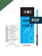 Dynax-Maxxum 7 En