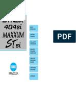 Dynax-Maxxum 404si STsi