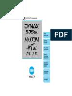 Dynax-Maxxum HTsi Plus En