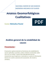 CLASE 4C-Análisis Geomorfológicos Cualitativos