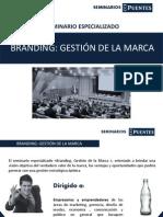 CCI - BRANDING Gestion de Marca