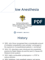 Low Flow Anesthesia-FInal