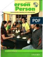 Person to Person Starter Student's Book