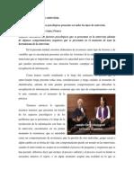 Teoría y Técnica de La Entrevista Sexto Encuentro.