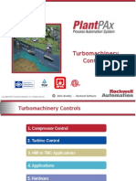 Turbomachinery Controls (Plantpax)