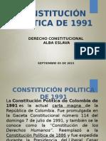 Constitución Politica de 1991