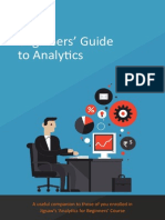 Beginners Guide to Analytics