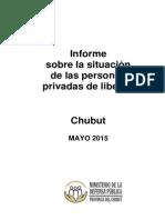 Informe Presos Chubut Mayo 2015[1]
