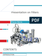 Presentation on Filters