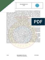 Reglamento IPO 2012