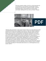 Albert Bandura Este Un Psiholog Canadian Celebru Care Într