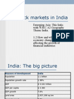 India Stock Markets