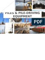 Piles & Pile-driving Equipment