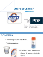 Caso Paul Chesler